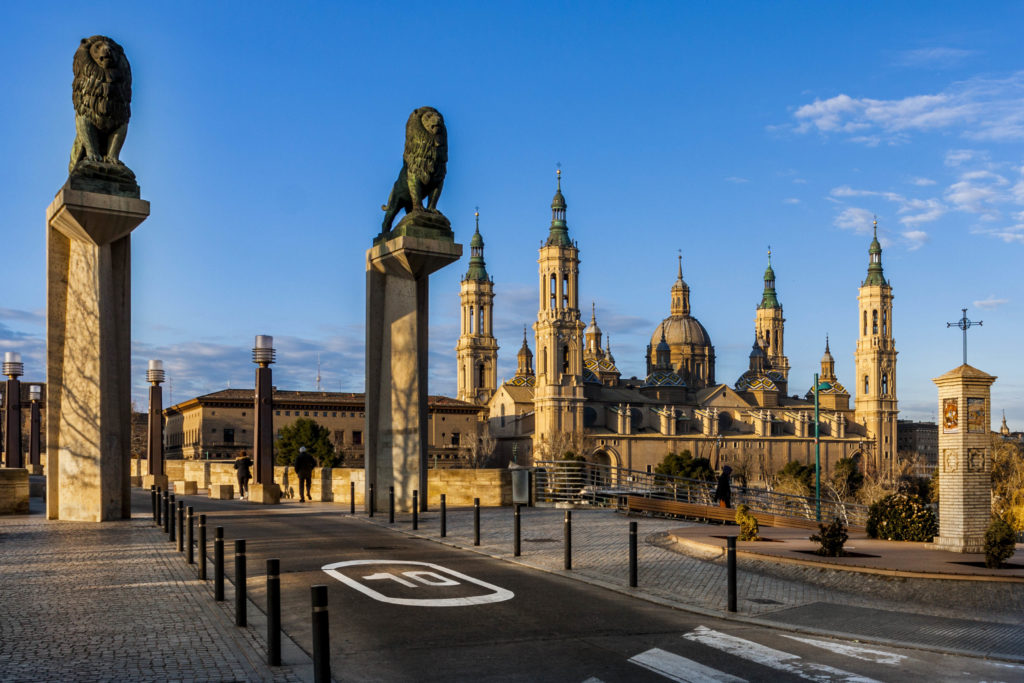 el pilar Zaragoza
