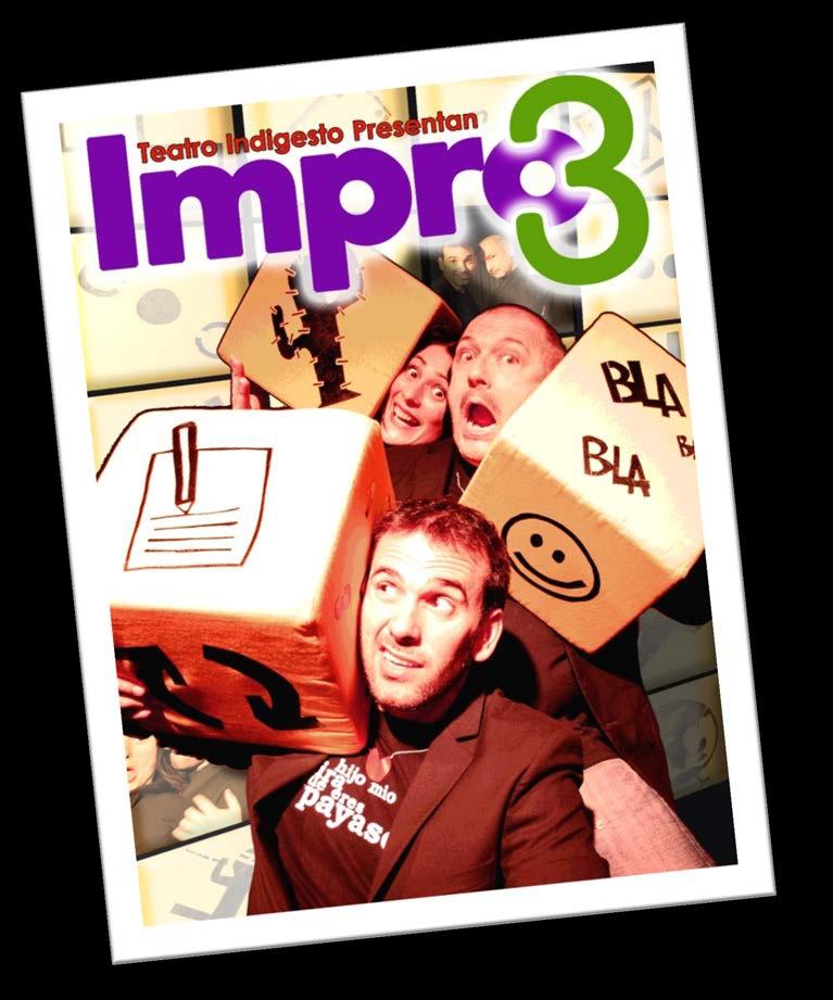 impro3 improvisación