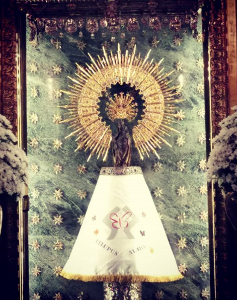 Nuestra Virgen del Pilar