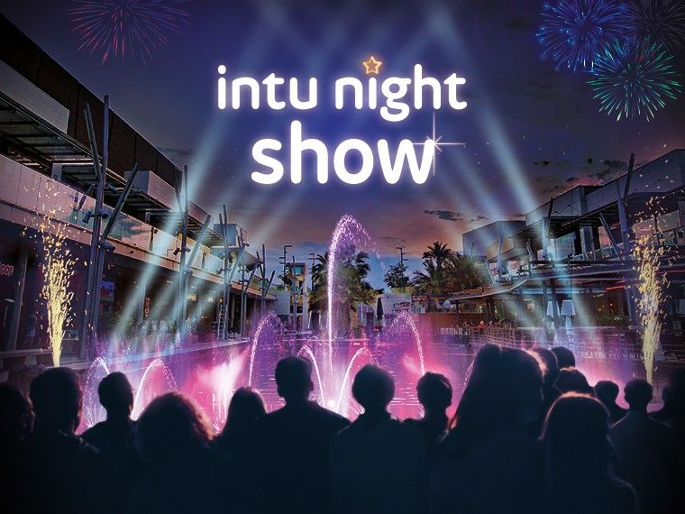 Intu night show