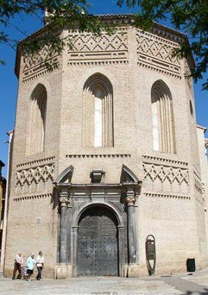 parroquias de zaragoza