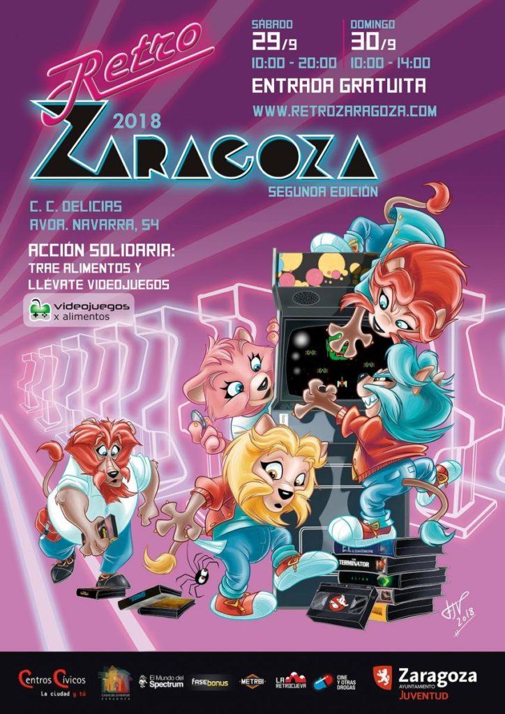 2ª Edición Retro Zaragoza