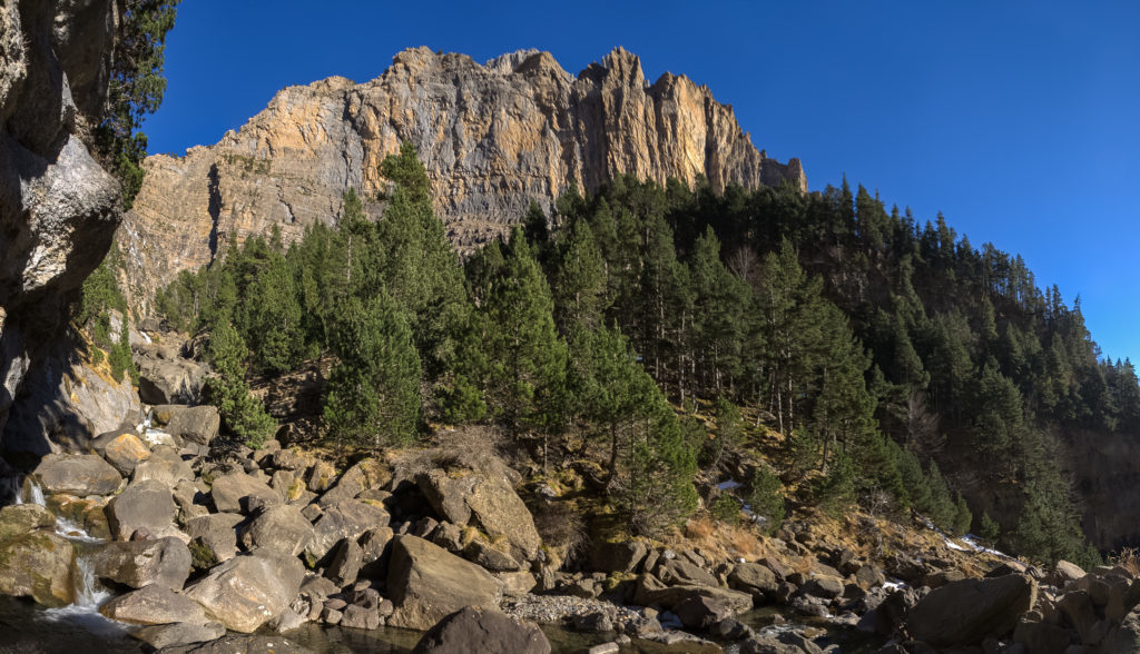 Cien años de Ordesa y Monte Perdido - Parque Nacional