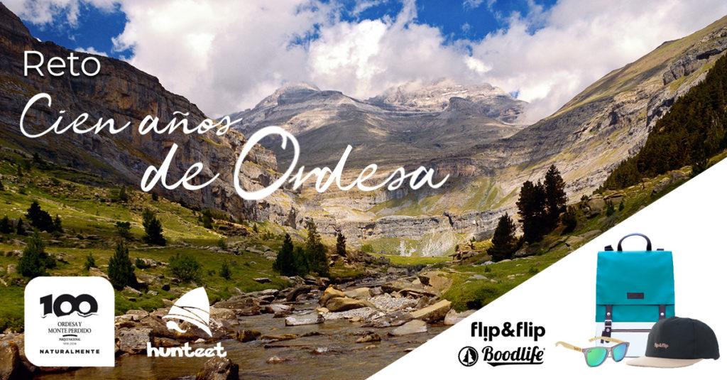 Cien años de Ordesa y Monte Perdido - Participa en el reto fotográfico Cien años de Ordesa en la app gratis Hunteet