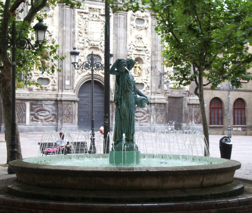 Plaza del Justicia