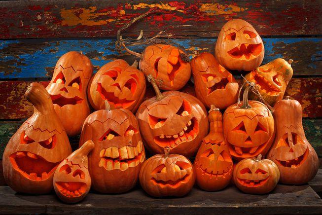 4 Planes para hacer durante Halloween en Zaragoza - Decorar calabazas es algo típico de estas fechas, además puedes hacer platos o postres muy ricos con la calabaza