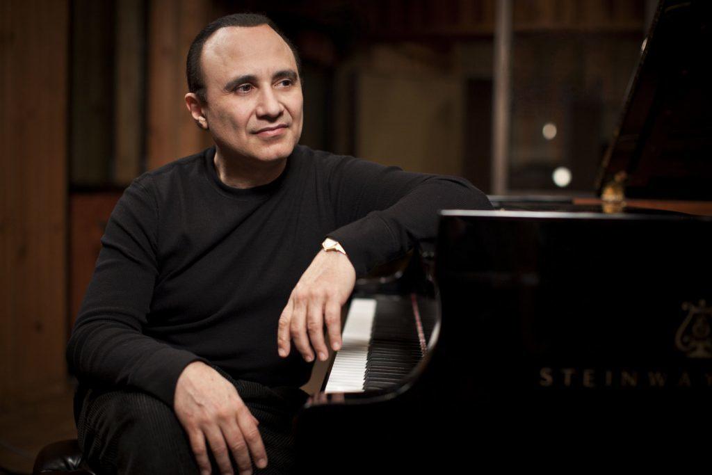Concierto de Michel Camilo Sala Multiusos del Auditorio de Zaragoza - Festival de Jazz de Zaragoza