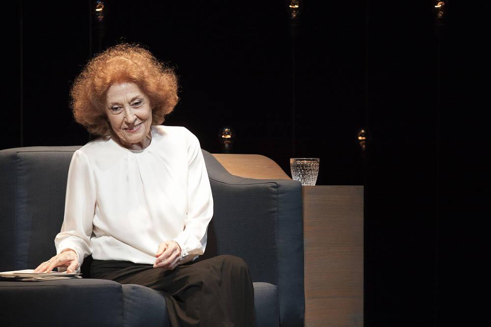Festival Internacional de Cine de Zargoza - Julia Gutierrez Caba será galardonada por su carrera profesional de más de 60 años