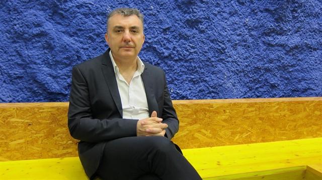 Rasmia! Primer Festival Poesía Joven de Zaragoza - Foto de Europapress - Manuel Vilas, escritor, poeta y participante en el festival