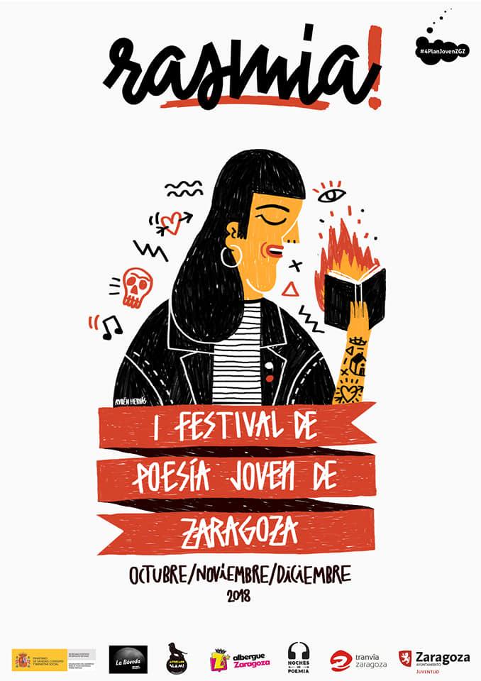 Rasmia-festival-de-poesía-joven-de-Zaragoza