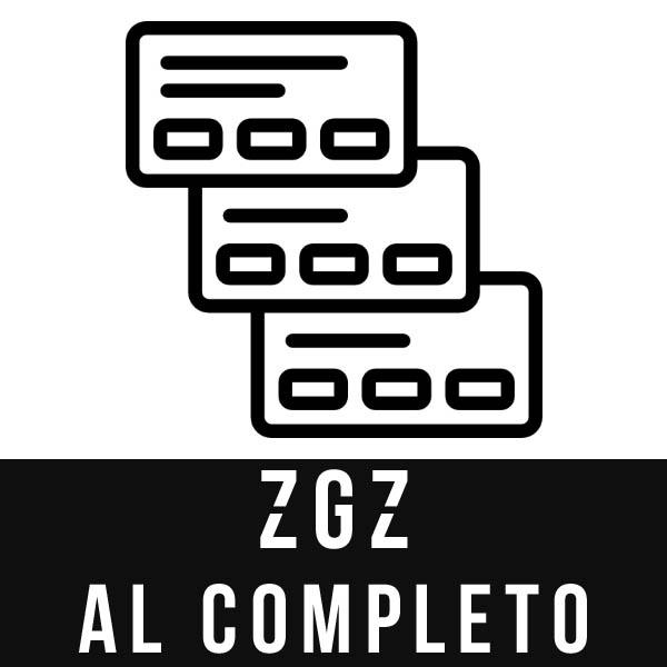 Zaragoza al completo