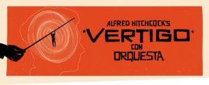 Vértigo De Hitchcock con orquesta en directo el 14 de diciembre a las 20.30 en Cines Palafox de Zaragoza