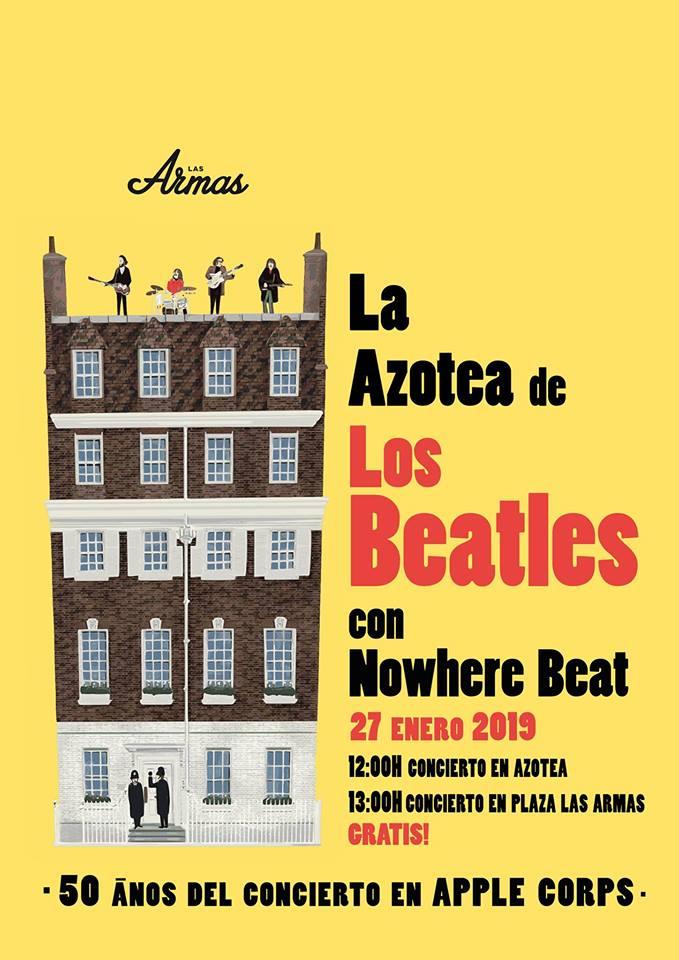 La Azotea de Los Beatles