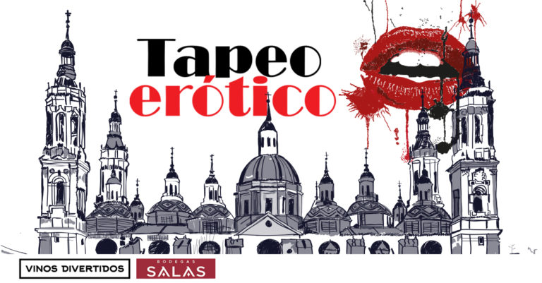 La Ruta de la Tapa Erótica de Zaragoza vuelve por séptima vez para hacer que los zaragozanos pasen un día diferente con sus tapas picantes y eróticas
