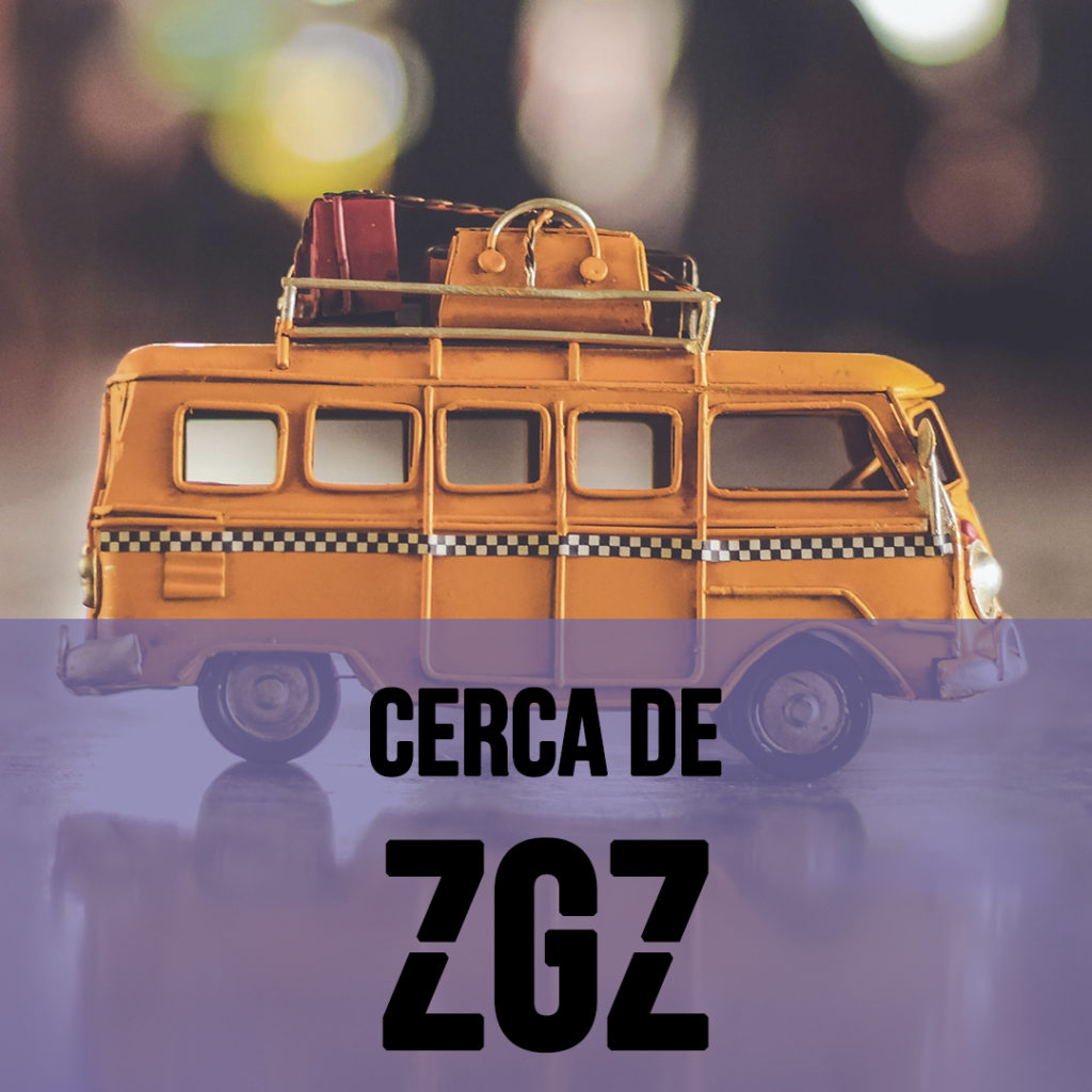 Cerca de Zaragoza Zaragoza Ciudad