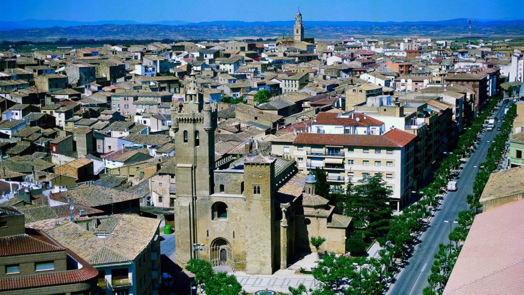 Lorenzo Cortés - Foto de plazanueva.com - Ejea de los Caballeros, capital de la comarca de las Cinco Villas situada al norte de Aragón en la provincia de Zaragoza