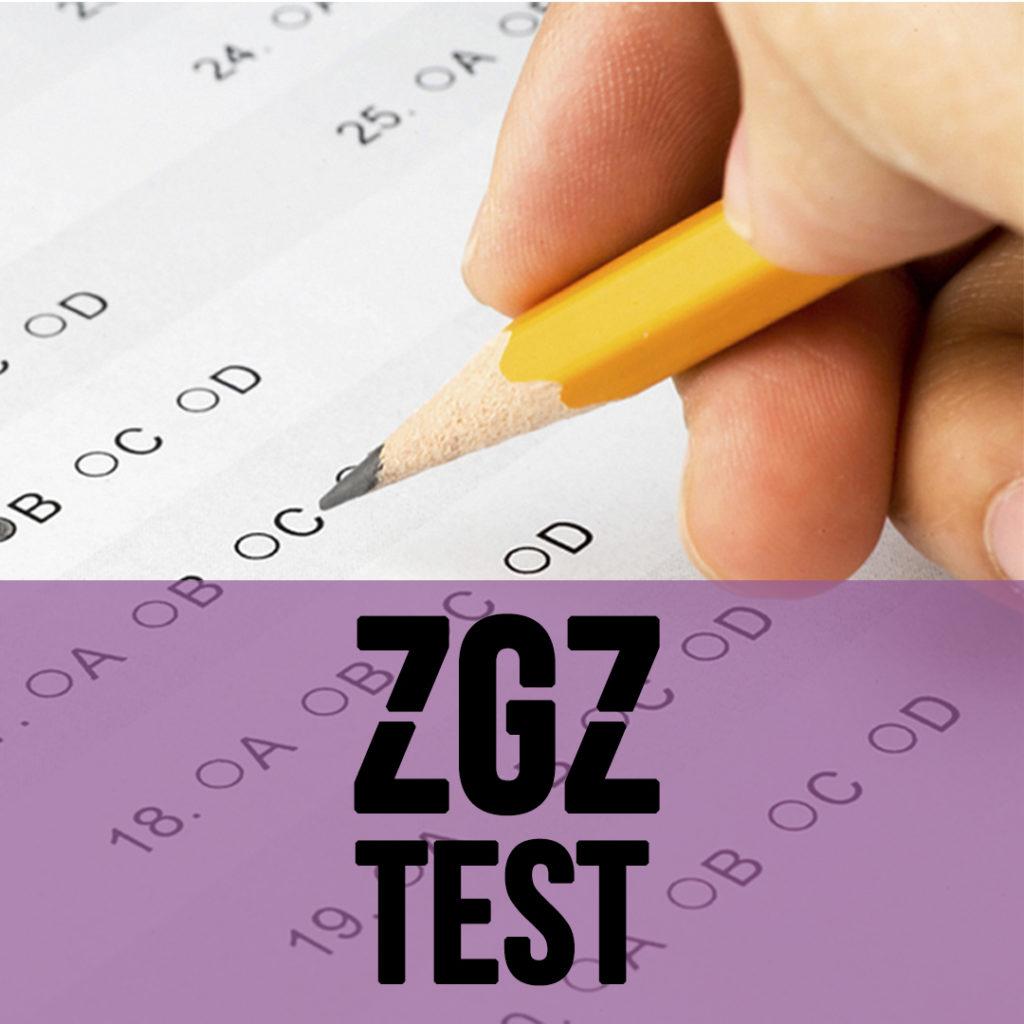 Zaragoza test Zaragoza Ciudad