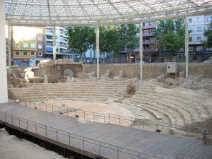 Teatro Romano Gabriel Zaporta