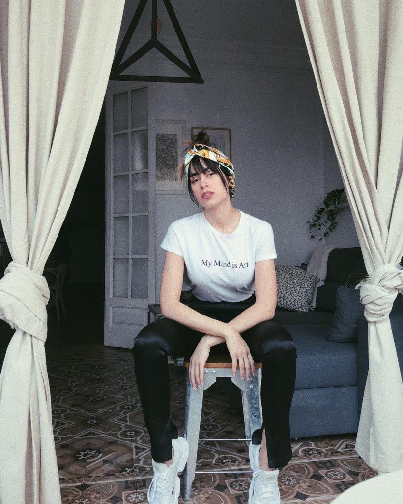 Un turbante es un regalo perfecto para todas esas madres modernas