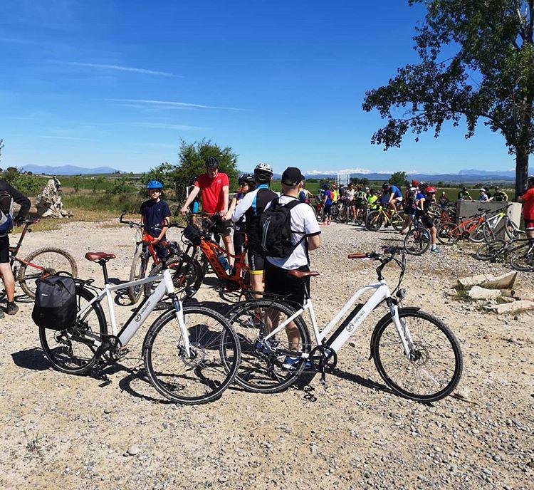 Con tu bici eléctrica no habrá obstáculo que se te resista para ir de excursión