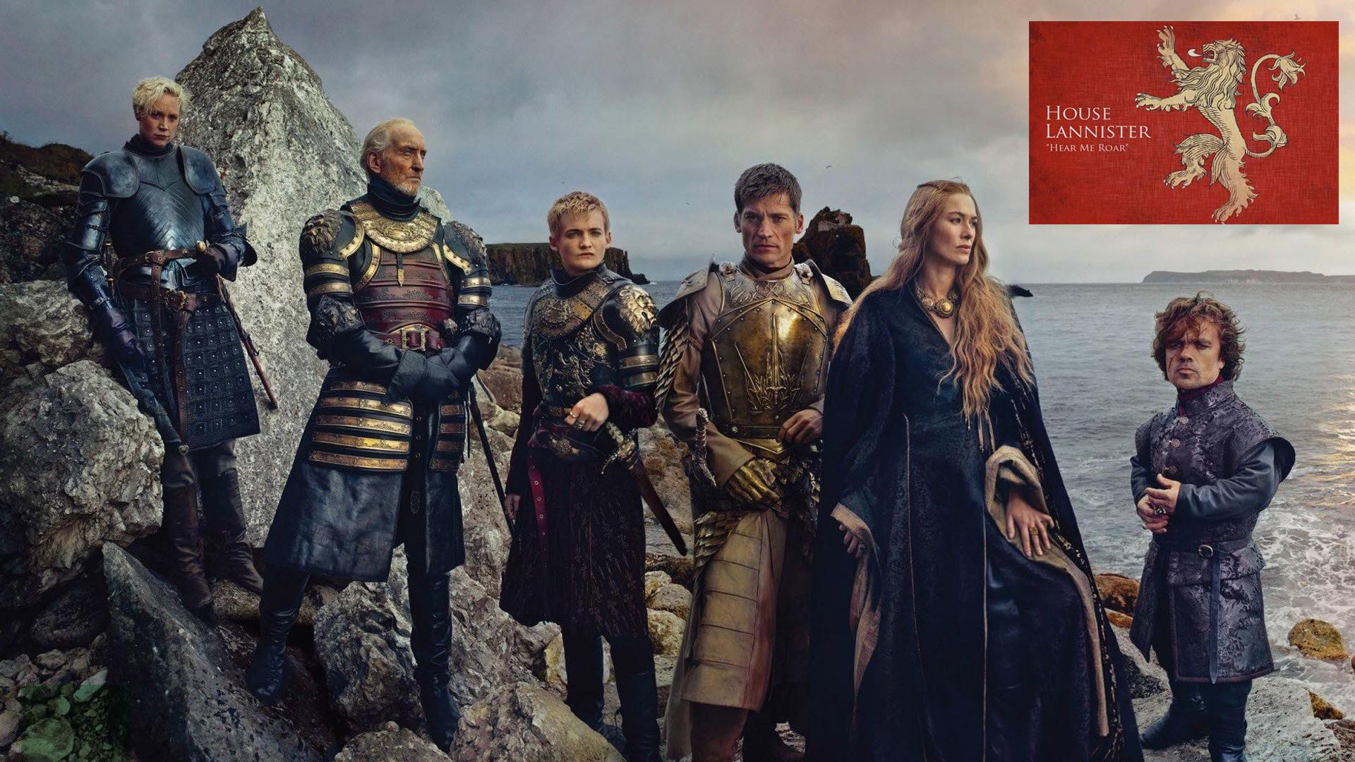 Casa lannister de juego de tronos la casa del león