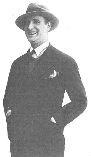 Florián Rey en 1927