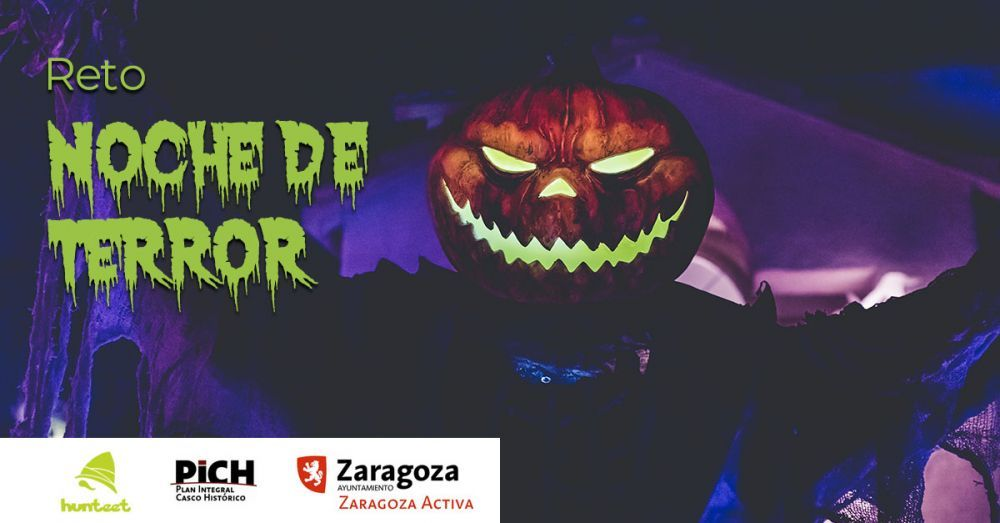 Reto Hunteet - Noche de terror