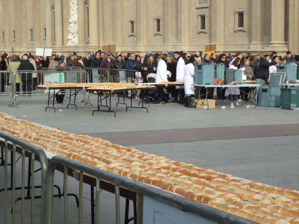 Guía para comer roscón gratis en San Valero