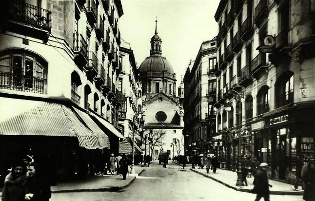 El pasado de la calle Alfonso