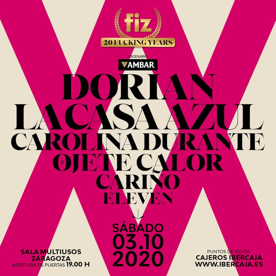 FIZ 2020 Zaragoza